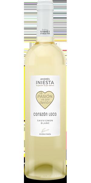 Vino Blanco Corazón Loco