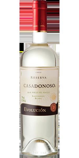 Vino Blanco Evolucion Reserva Sauvignon Blanc